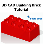 3D CAD Building Block Tutorial