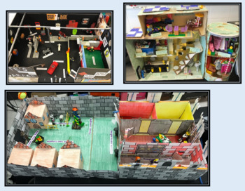 3D Cell Analogy Project