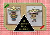 3D Cinco de Mayo Craftivity with Writing