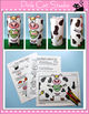 Valentine's Day Glyph and Greeting Card - Cow Valentine's Day Craft