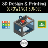 3D Design & Printing Bundle