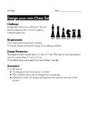 3D Design a Chess Set
