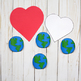 3D Earth Day Craft