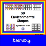 3D Environmental Shapes