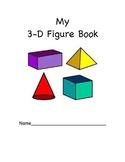 3D Figure Book