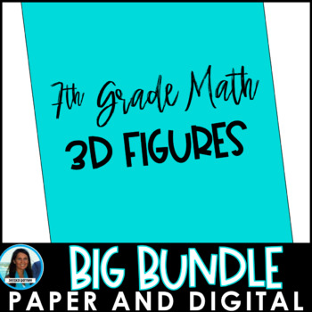 3D Figures Big Bundle