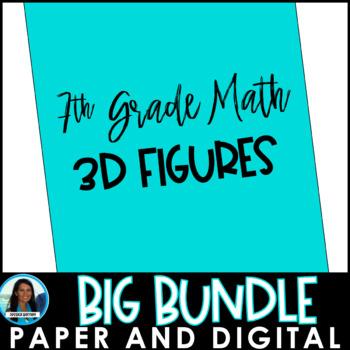 3D Figures Big Bundle