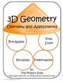 Project-Driven Montessori Middle School Math Unit: Surface Area and Volume