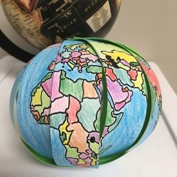 3D Globe Activity