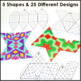 3D Holiday Ornaments Set B - Intermediate to Advanced Level