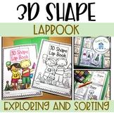 3D Shape Lap Book