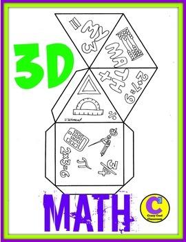 3D MATH NETS