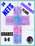 3D NETS on COORDINATE PLANE