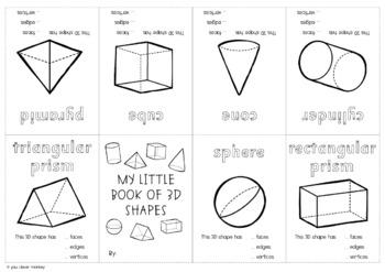 3D Object Activities + Games