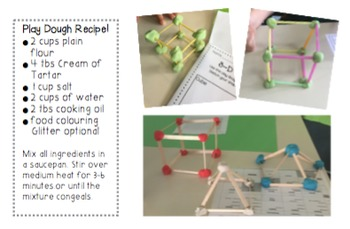 #betterthanchocolate 3D Shapes print and go activities