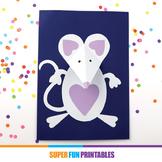 3D Paper Mouse