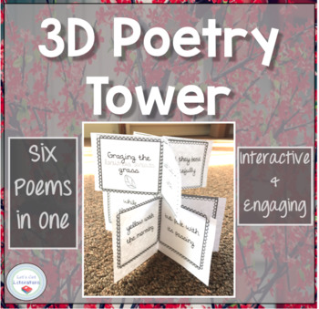 3D Poetry Tower
