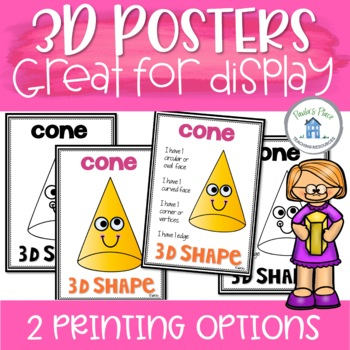 3D Posters