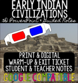 3D PowerPoint: Early Indian Civilizations - Harappa, Mohenjo-Daro, & Aryans