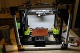 3D Printer Enclosure Plans Distance Learning
