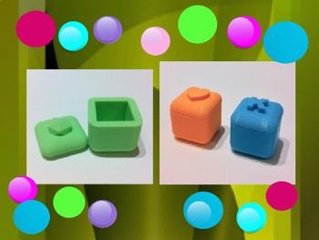 3D Printing & 3D Modeling Lesson 3 : Make Your Mini Box Set (Editable Slides)