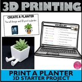 3D Printing Introduction Project