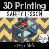 3D Printing Safety Lesson/Slides