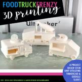 3D Printing Unit - Food Truck Frenzy