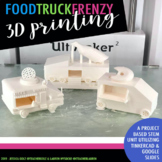 3D Printing Unit - Food Truck Frenzy