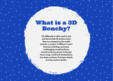 3D Printing- What is A Benchy? Calibration Matching Activity