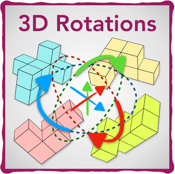 3D Rotations - Spatial Intelligence Training