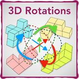 3D Rotations - Spatial Intelligence Training