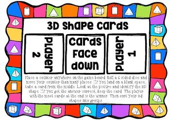 3D SHAPE BUNDLE (PREP- 3)