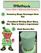 3D Saint Patrick's Day Hat Projects Grades 1-5 (Math and L