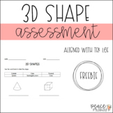 3D Shape Assessment