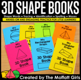 3D Shape Books