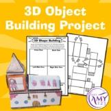 3D Shape Activity Building Project