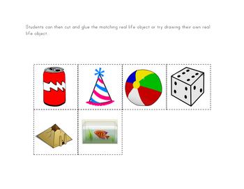 3D Shape Dictionary