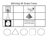 3D Shape Faces Match
