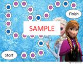 3D Shape Game: Frozen