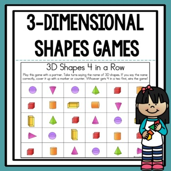 3D Shape Games