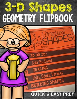 3D Shape Geometry Flipbook