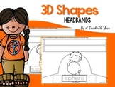 3D Shape Headbands