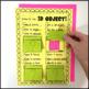 3D Shape Mini Book