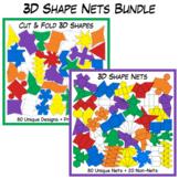 3D Shape Nets Bundle