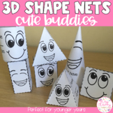 3D Shape Nets - Cute Buddies