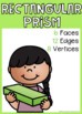3D Shape Posters {Rainbow Classroom Decor}