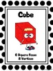 3D Shape Posters with Attributes - Polka Dot