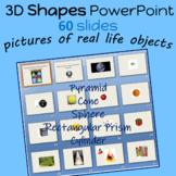 3D Shape PowerPoint