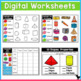 3D Shape PowerPoint and Smartboard